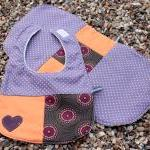 Deluxe baby set - bib, burp..