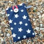 Phone cover - stars and str..