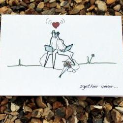 2gether 4ever card (Anonymity range)
